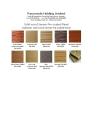 Ebony Pre-coated veneer panel