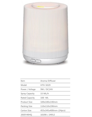 RE-HT-5029 Mini Aroma Diffuser, Mini Ultrasonic Diffusers ,Mini Fragrance Diffuser, Mini essential oil diffuser