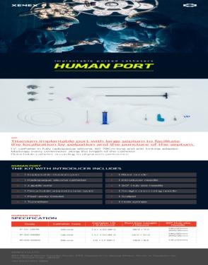 Implantable chemo port