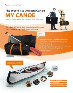 MY CANOE Co., LTD