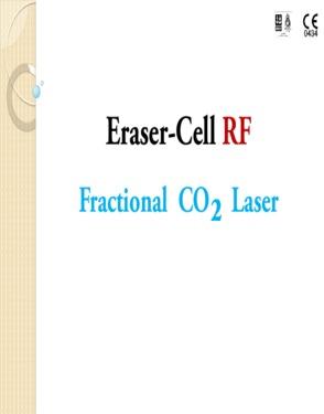 Fractional CO2 Laser System