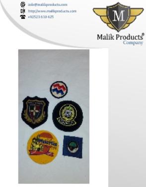 Blazer Badges