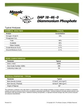 DAP (DIAMMONIUM PHOSPHATE)