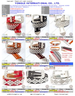 Yongle International (Jewellery) co., ltd