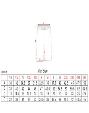 sublimated printed lax shorts