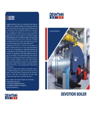 Guangzhou Devotion Thermal Facility CO., Ltd