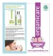 Organicare Organic Baby Shampoo