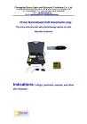 Ultraviolet Light Lamp Treatment Psoriasis, Vitiligo, Eczema, Light Therapy