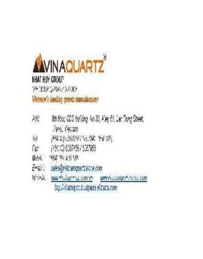 Artificial Quartz Surface