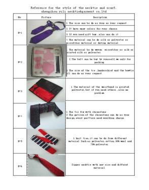 100% microfiber woven polyester necktie