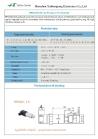 isolation membrane oil-filled pressure transmitter