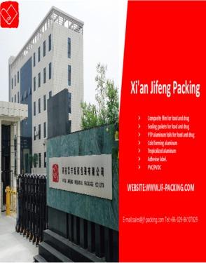 JC020 | Cold Forming Aluminum Foils