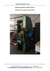 "Mechanical Press 40 tons brand ""LEGNANI PRESSE """