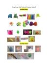 Novelty toys YoYo flashing frog Other Toys