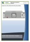 Vasthi Online Continous Gas Analyzer