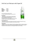 Shampoo with Argan Oil