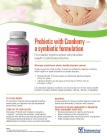 PROBIOTIC WITH CRANBERRY