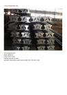 steel rail, Crane Rail , Light rail.heavy rail