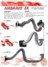 EK Single Pantograph Suction Arm