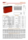 Front terminal AGM battery 12V-170AH