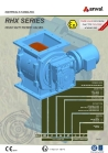 ATEX Drop Through Rotary Valves: RHX Series