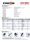 OEM Handheld Wireless VHF/UHF FM Walkie Talkie Transceiver CH-3RII