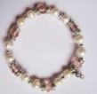 Natural Pearl Beaded Bracelets