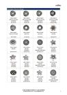 Clutch Discs UTB650 31.16 for perkins