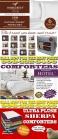 Ultra Plush Sherpa Comforter - King Size