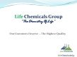 Life chemicals Gp.