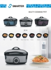 Multi-cooking pot