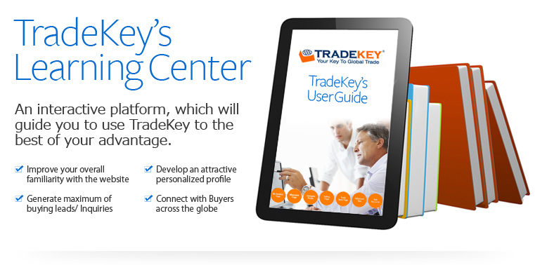 Tradekey's Learning Center