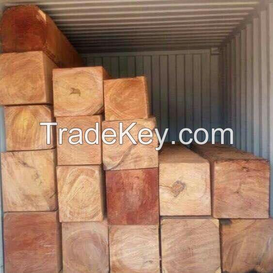 Iron Wood Square Log