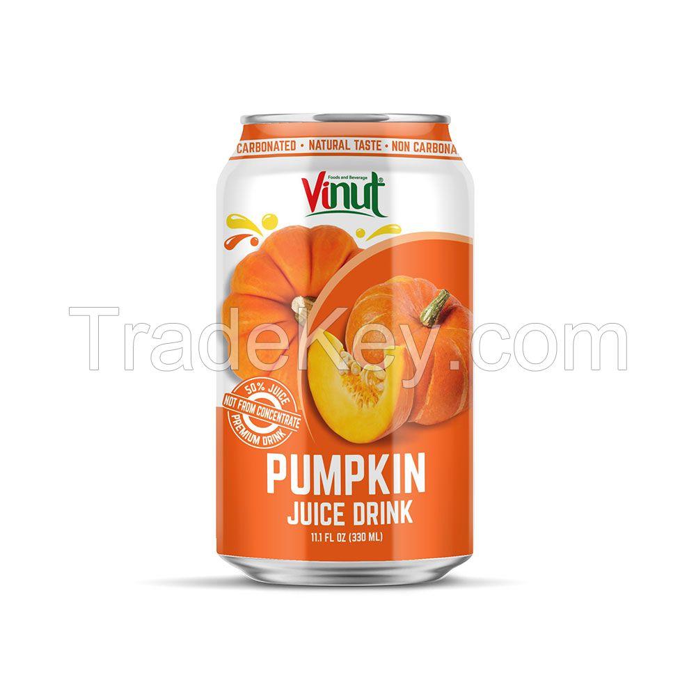 330ml VINUT 50% Juice Premium Pumpkin Juice Drink