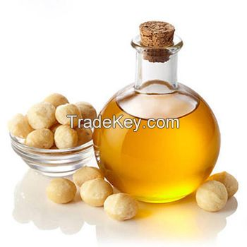 100% Pure Macadamia Nut Oil For Sale
