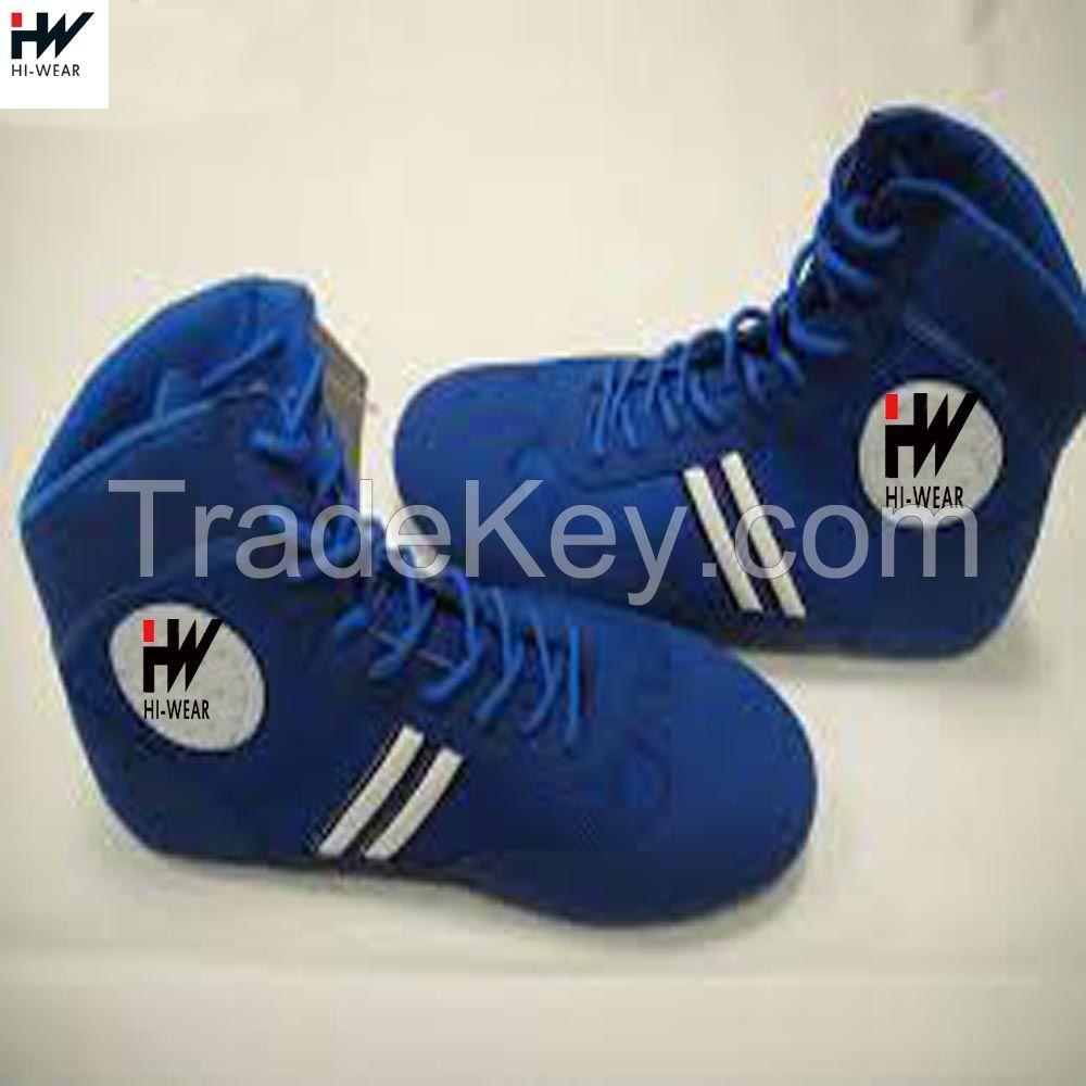 Sambo Shoes for karate boxing kickboxing and all Martial Arts