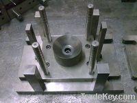 Конструкция прессформы металла