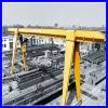 4Ton Single Girder Gantry Cranes with Hook