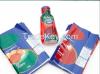 플라스틱 병을 위한 고품질 주문 애완 동물 /PVC 열 수축 상표/수축 소매 상표