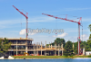 high quality luffing jib tower crane manufacturer