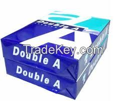 Double A4 Copy Paper 70GSM, 75GSM, 80GSM