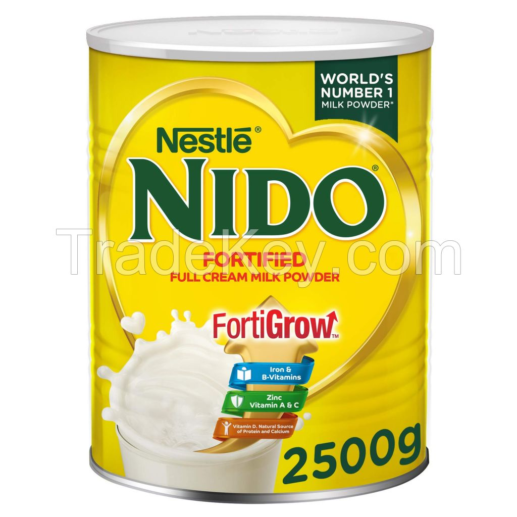 Nido Milk Powder Suppliers