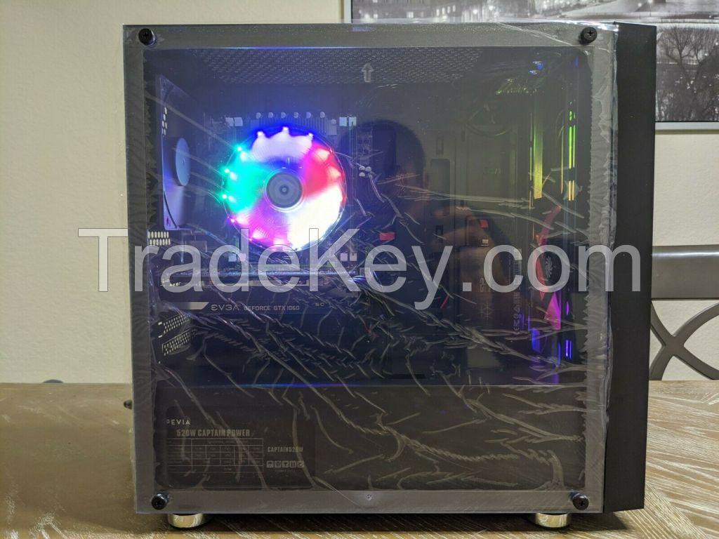 Gaming Desktop PC M.2 SSD Nvidia GTX 1050 XEON QuadCore 16GB RAM