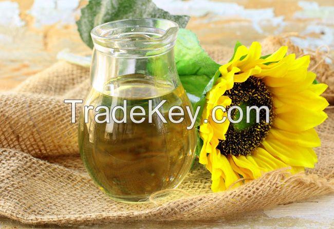 REFINED SUNFLWER OIL