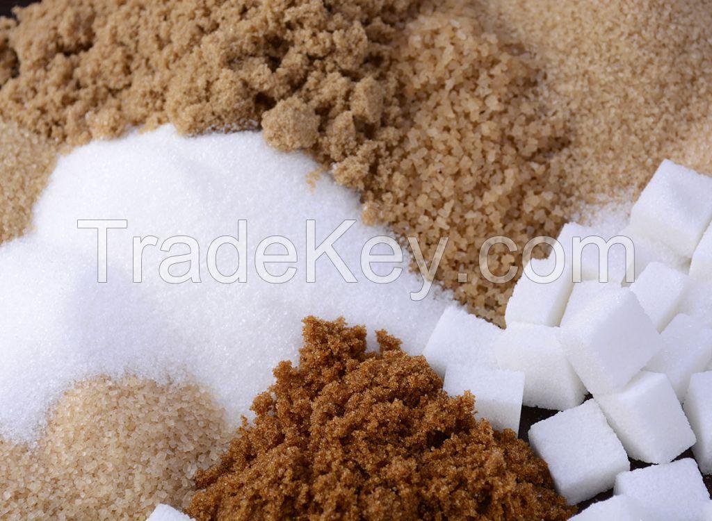 Thailand White Crystal High Grade Refined ICUMSA 45 Sugar low price