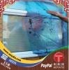 창 유리를 위한 파란 pe 보호 피막