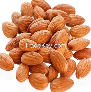 100% Pure Delicious And Healthy Raw Almonds Nuts