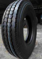 트럭 타이어...