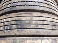 사용된 타이어...