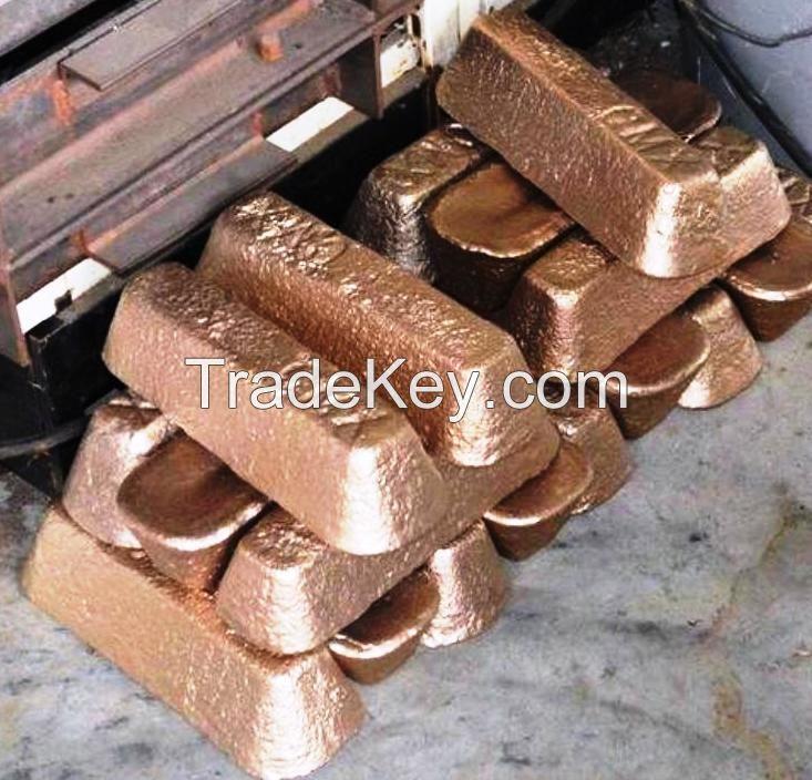 Finest Quality Copper Ingot/copper bar/copper tube 99.99% for sale